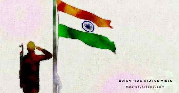 indian flag whatsapp status video download
