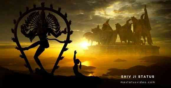 shiv ji status video