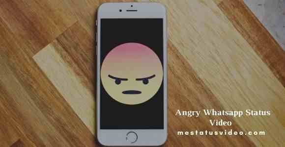 angry whatsapp status video download