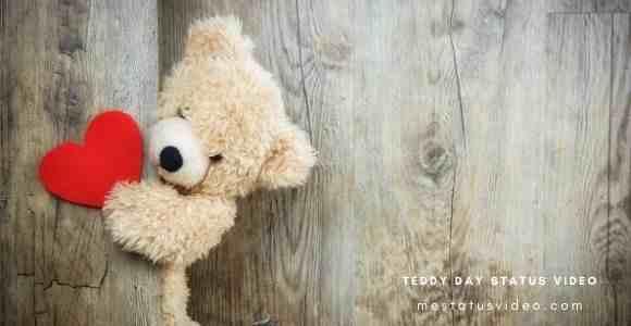 teddy day status video download